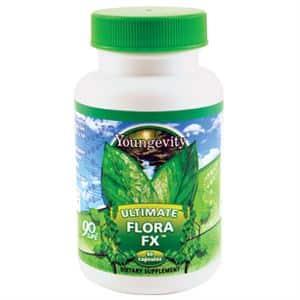 Youngevity Flora FX probiotics capsules