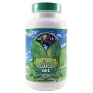 Youngevity Gluco-Gel capsules
