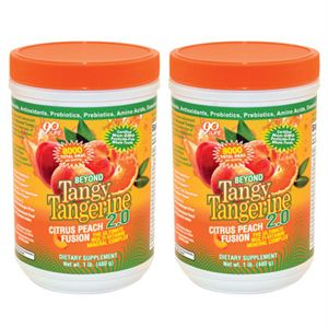 Youngevity Tangy Tangerine 2 pack