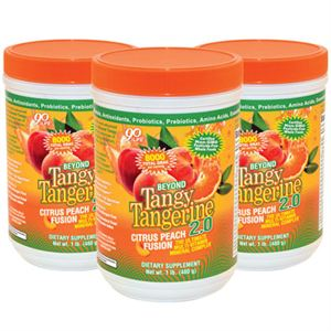 Dr Wallach 90 for Life Tangy Tangerine