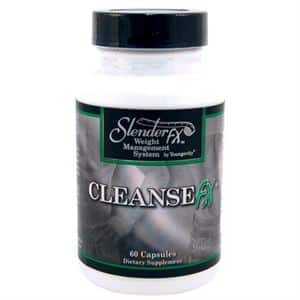 Detox and cleanse your system with Youngevity Cleanse FX - gentle colon cleanse