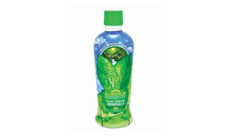 Youngevity Plant Derived Minerals