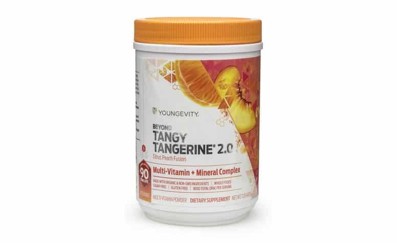 Tangy Tangerine 2.0
