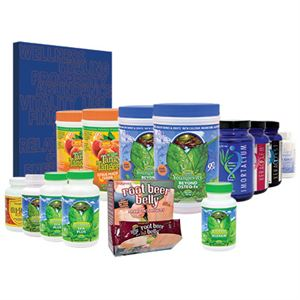 Youngevity Distributor CEO Anti Aging Pack