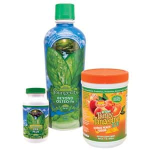 Youngevity H Liquid Osteo FXealthy Body Start pack