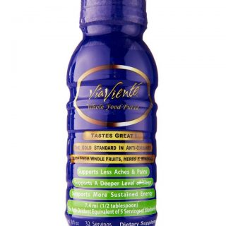 ViaViente Whole Food Puree (1-8oz Bottle)