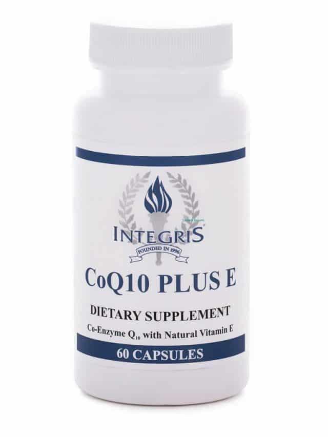 CoQ10 Coenzyme Q10